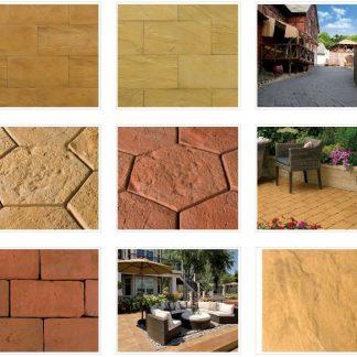 Betónové dlažby