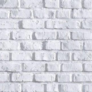 Tehlový obklad Retro biele